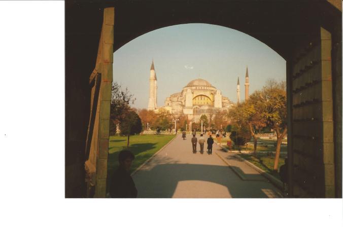 Haga Sofia  Istanbul  Turkey - 1986